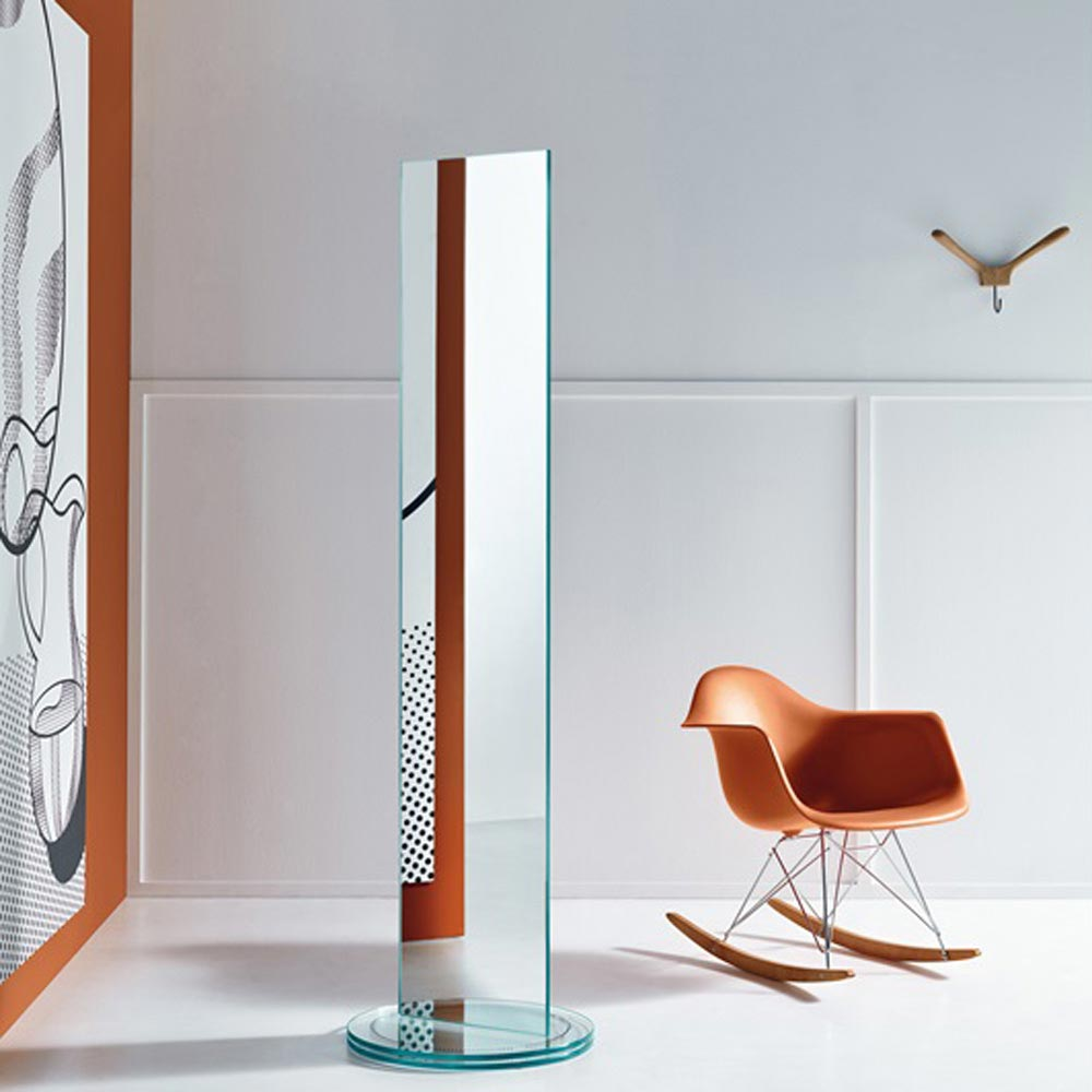 Soglia Mirror by Tonelli Design