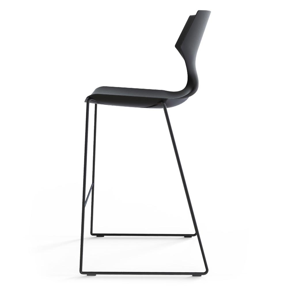 Quo Bar Stool by Tonon