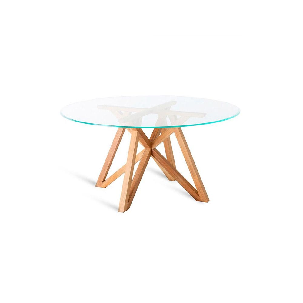 Chelsea Round Outdoor Table by Unopiu