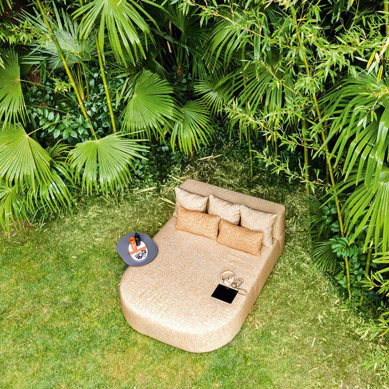 Belt Compact Daybed by Varaschin