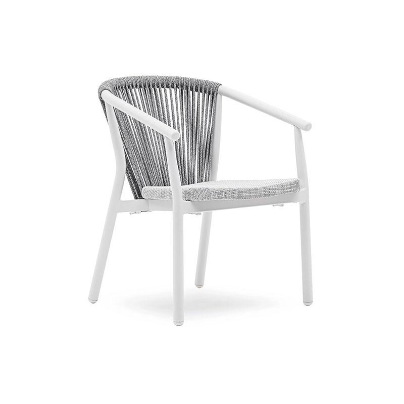 Smart Outdoor Armchair by Varaschin