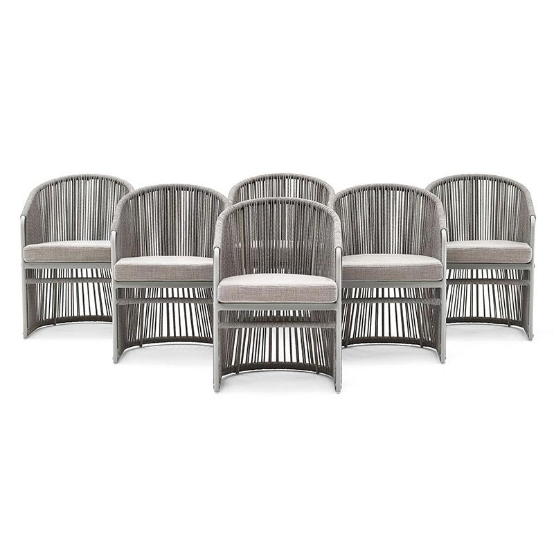 Tibidabo Outdoor Armchair by Varaschin