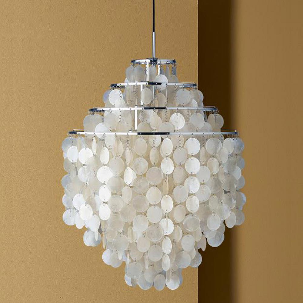 Fun 0Dm Pendant Lamp by Verpan