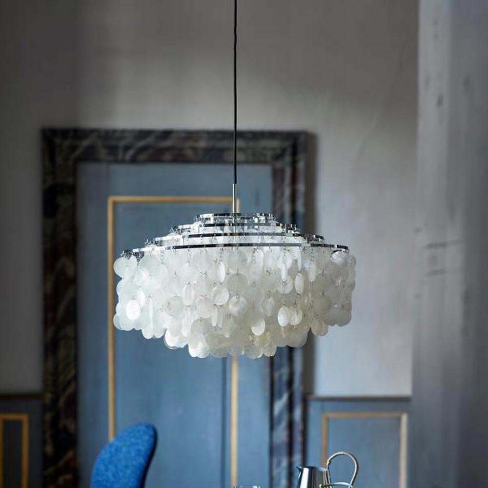 Fun 10Dm Pendant Lamp by Verpan