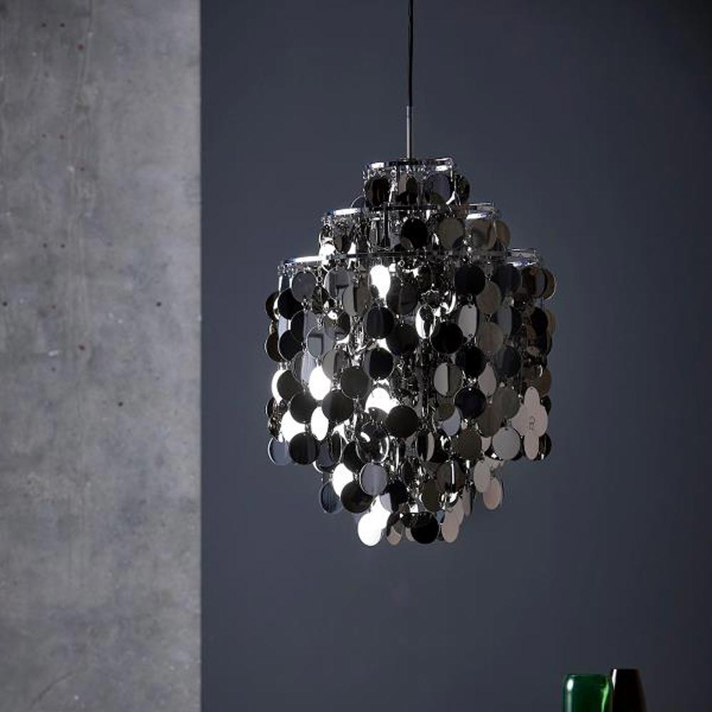 Fun 1Da Pendant Lamp by Verpan