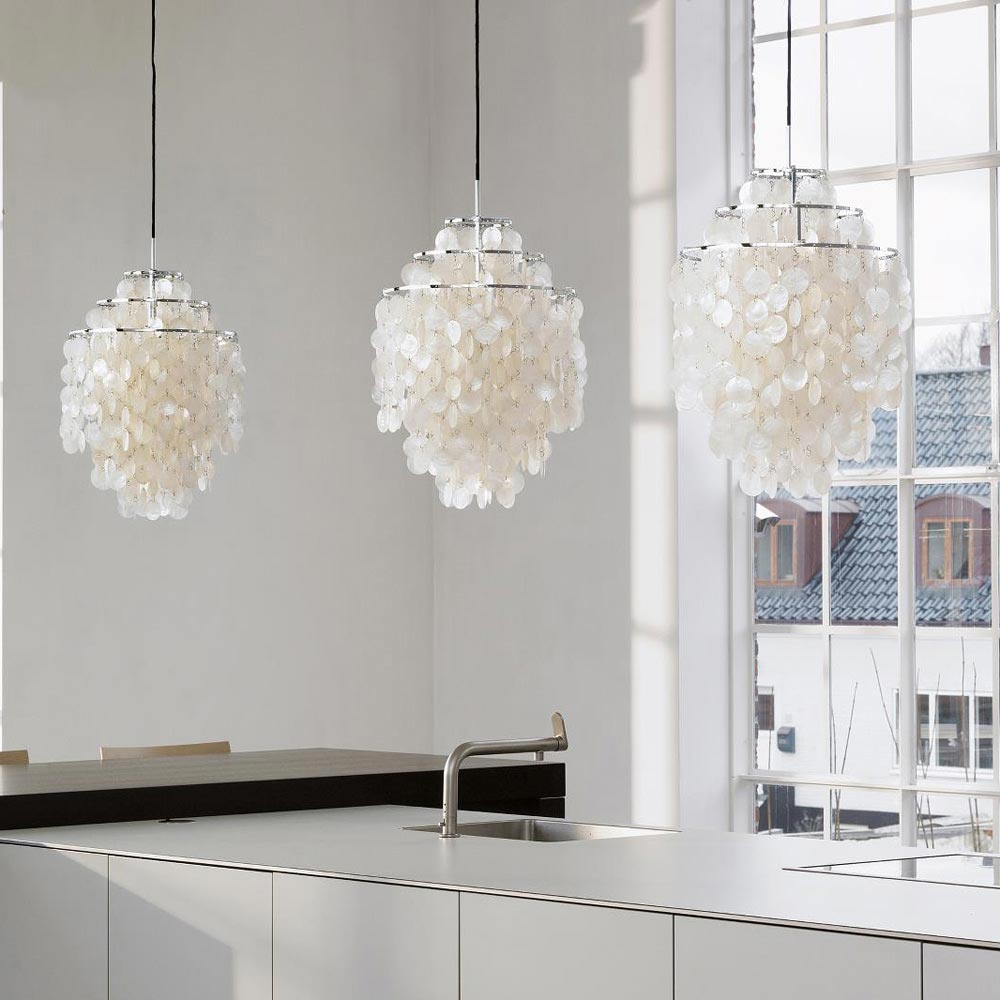 Fun 1Dm Pendant Lamp by Verpan