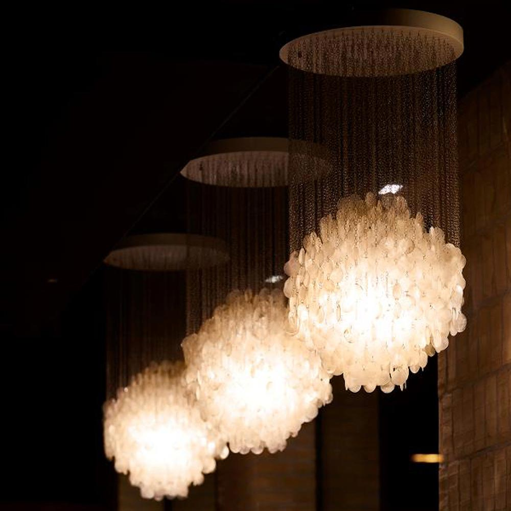 Fun 4Dm Pendant Lamp by Verpan