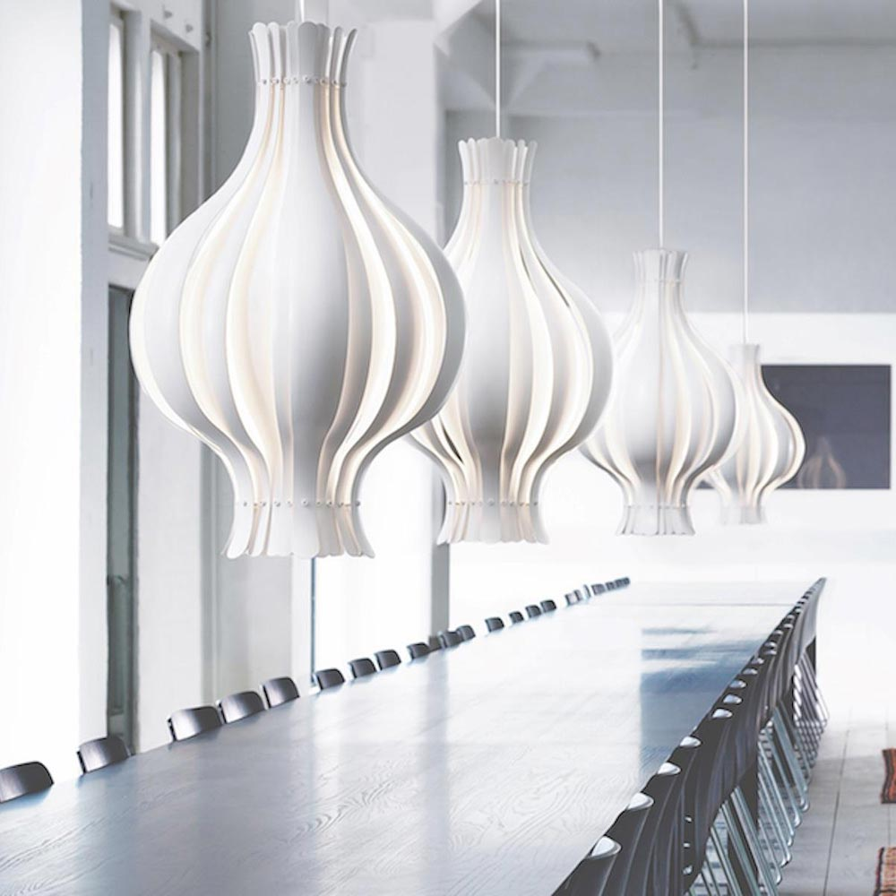 Onion Dia 45 Cm Pendant Lamp by Verpan